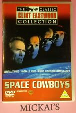SPACE COWBOYS - THE CLASSIC CLINT EASTWOOD COLLECTION VFC23359 DeAGOSTINI DVD