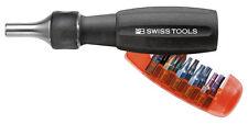 PB Swiss PB 6510.R-30 RIVISTA Tools Bit Titolare FESSURATA/Phillips/posidriv/Hex