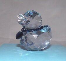 Swarovski Happy Duck Jolly Jay Blue With Necklace 1041294 BNIB