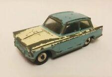 DINKY TOYS  #189 : TRIUMPH HERALD : Original Vintage (ref15)