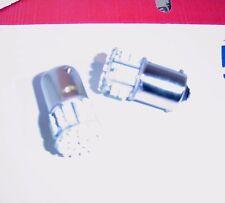 Harley Sportster LED Turn Signal Rear Lamps '04-'17, 1156 (2pcs) White Lights