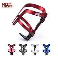 MEETLOCKS MTB Mountain Road Bike Water Bottle Holder Bicycle Water Bottle Cage