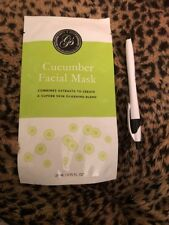 Grace And Stella Cucumber Facial Mask