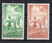 New Zealand 1940 Health Stamps MH