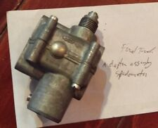 NOS OEM 1961 60's Ford Truck Speedometer Adapter Gear Reducer PN- C1TT-17294-F