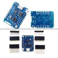 WEMOS D1 Mini Pro CP2104 CH340G ESP8266 WIFI Antenna Connector Development Board