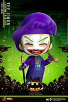 Stock Hot Toys COSBABY COSB712 The Joker Laughing Ver. Clown Figure Doll Toy