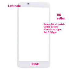 LG K10 K410F M2 K430DS L61AL Front Outer Glass Touch Screen Lens White + tools