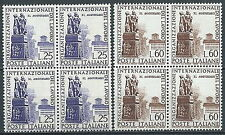 1959 ITALIA OIL QUARTINA MNH ** - JU057-2