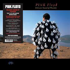 Pink Floyd DELICATE SOUND OF THUNDER (EU) Live Album REMASTERED New Vinyl 2 LP