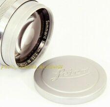 LEICA Summarit f=5cm 1:1.5 / LEITZ Xenon 5cm 1:1.5 fit Front Lens Cap 43mm RARE!