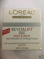 L'Oreal Dermo-Expertise Revitalift Day FACE NECK Anti wrinkle and Firming Cream