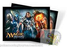 80 Ultra Pro Deck Protector Sleeves M12 Planeswalkers card sleeves for Mtg