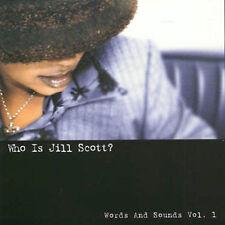 Who Is Jill Scott? Words and Sounds, Vol. 1 by Jill Scott (CD, Nov-2000, Epic...