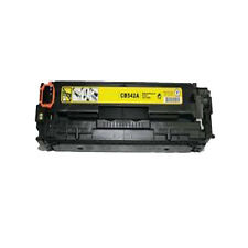 Compatible CB542A Yellow Toner Cartridge For HP CP1210 CP1215 CP1215N CP1217