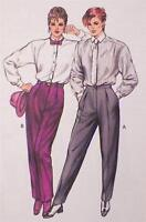Kwik Sew Pants Sewing Pattern Misses Multi Size 14 16 18 20 New Old Stock