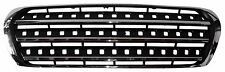 Land Cruiser FJ200 2008-2012 Toyota W164 Look Chrome & Black Front Grille