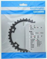 Shimano SORA FC-R3000 Chainring 34T for 50-34T, Black, 2x9 Speed