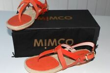 Mimco Flat (0 to 1/2 in.) Leather Shoes for Women