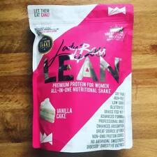 Lady Boss Lean Protein Shake Mix Vanilla Cake Flavor