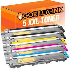 5 Toner XXL für Brother DCP-9015 CDW DCP-9020 CDW HL-3140 CW HL-3150 CDN