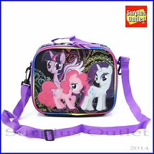 My Little Pony Girls Insulated Lunch Bag Snack Bag