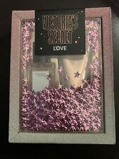 Victoria's Secret Love Fragrance Mist & Body Lotion Gift Set