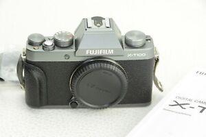 Fujifilm X-T100 Systemkamera 24,2 MP, body,