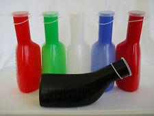 10x Farbige-Urinflaschen für Männer in den Farben Ihrer Wahl!