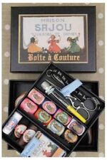 Sajou Sewing Set Complete Deluxe Black Box France