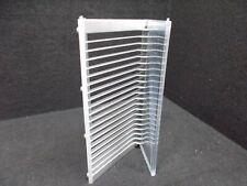Design-CD Ständer, aus Plexiglas, für 20 CD's, #SO- 234