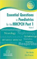 Essential Questions for MRCPCH 1: v. 2, Very Good,  Book