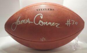 James Conner Pittsburgh Signed Duke Football - PSA - 1/1 - 1 Of 1 - 🔥RARE🔥