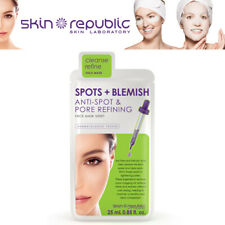 Skin Republic Cleanse Refine Spots + Blemish Anti Spot & Pore Cara Mask 25ml