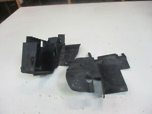 2. YAMAHA XTZ 750 3TD SUPER TENERE Verkleidung Spritzschutz hinten innen unten
