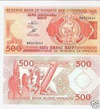 Vanuatu 500 Vatu 1993   Pick 5a  FDS UNC  rif 4055