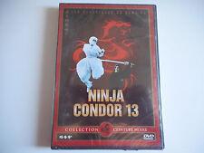 DVD NEUF - NINJA CONDOR 13 / COLLECTION CEINTURE NOIRE - ZONE 2