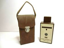 Vintage Wood Moisture Meter Delwhorst Instrument Dic J 88 With Case
