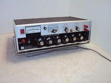 Electronic Development Corporation MV-116G DC Voltage Standard 100mV 1V 10V