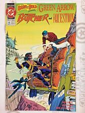 The Brave and the Bold #4 Comic Book DC 1992