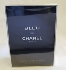 Chanel, Bleu De Chanel After Shave Balm 90 Ml 3.0 Oz New in Sealed box