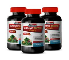 multivitamins and minerals - ORGANIC GREENS COMPLEX 1350MG - energy booster 3B