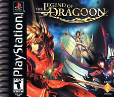 PLAYSTATION 1 gioco-The Legend of Dragoon (con imballo originale) (NTSC-US import)