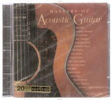 Masters of Acoustic Guitar CD Narada