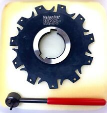 Valenite Indexable Slotting Cutter V350a1250d11 Withwrench New In Box