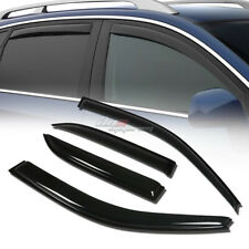 FOR 92-96 CAMRY XV10 4DR SMOKE TINT WINDOW VISOR SHADE/VENT WIND/RAIN DEFLECTOR