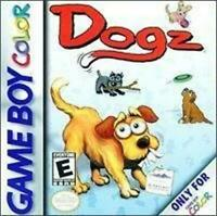 Dogz Game Boy Color Game Used