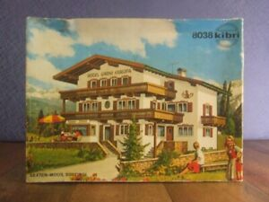 "Kibri HO Layout Kit B-8038 ""HOTEL EUROPA"""