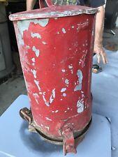 Vintage MOLINE Planter Fertilizer Hopper Box with Cover