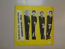 "TRASHMEN: Bad News 2:15-On The Move(Instr.)-Sweden 7"" 64 Stateside KSS 1012 PSL"